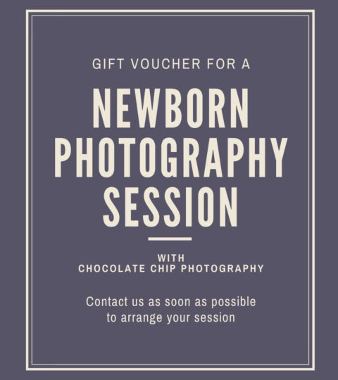 Newborn Photography Voucher